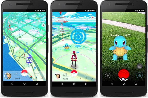Pokémon GO 0 29 Apk Download – China Grabber