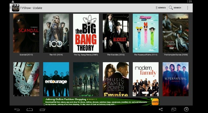 Megabox HD App Download – Free Movies and TV – China Grabber