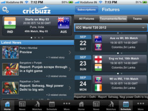 Cricket News on CricBuzz