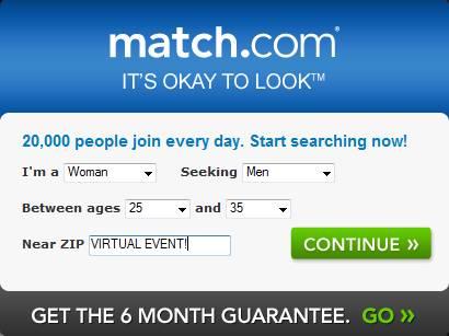 match.com login