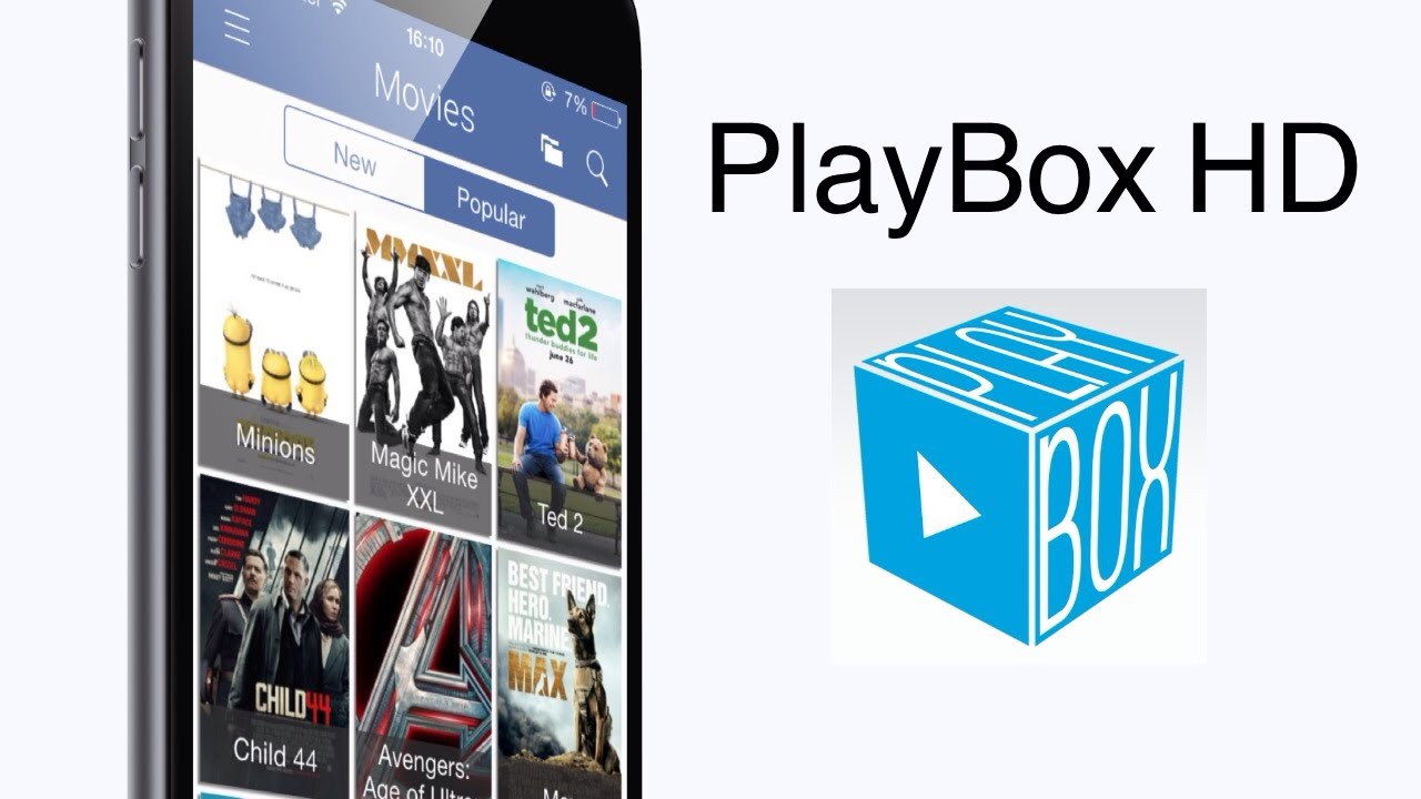 Image result for Playbox HD