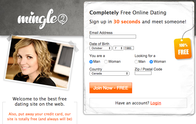 Mingle 2 login