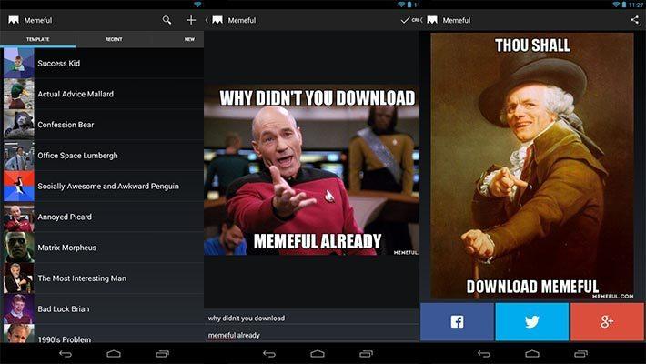 best meme generator app android