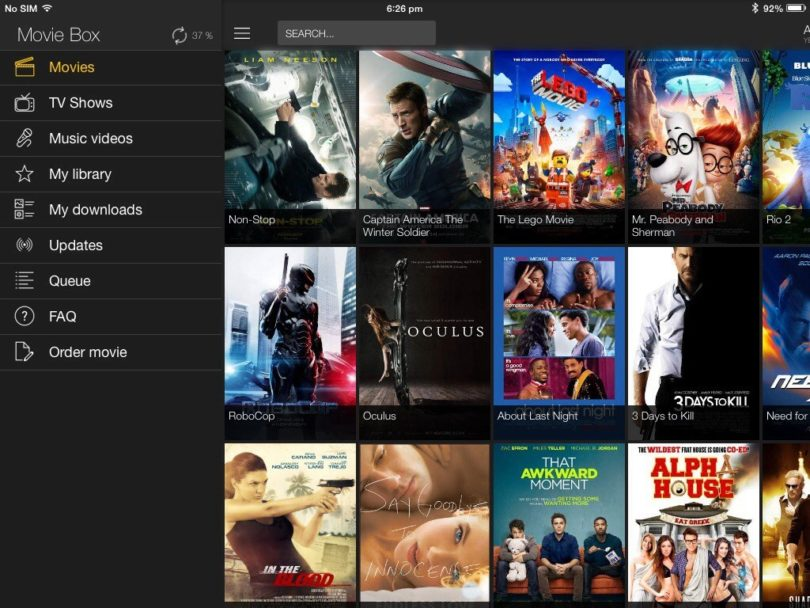 Moviebox Apk Download Free HD Movies Online China Grabber